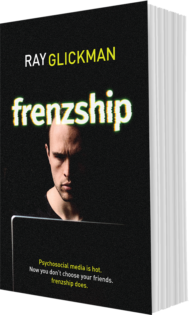 frenzship by Ray Glickman Author