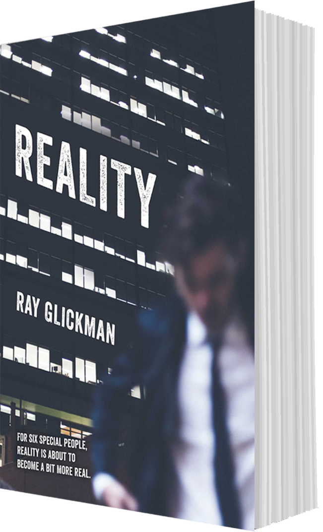 Reality by Ray Glickman Author